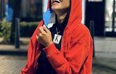 خنده های از ته دل خاطره اسدی + عکس