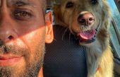سگ باوفا ارشا اقدسی + عکس