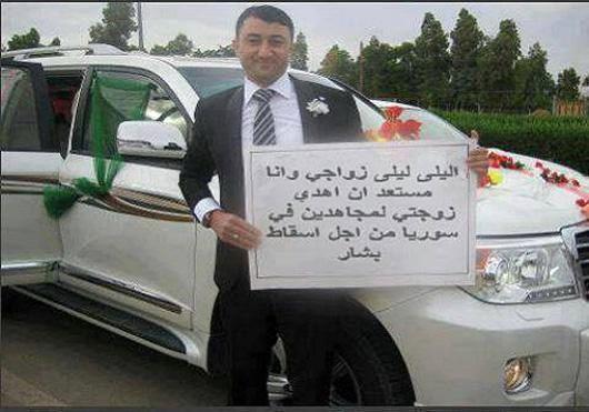 بیغیرتی که زنش را به تروریستها هدیه کرد+عکس