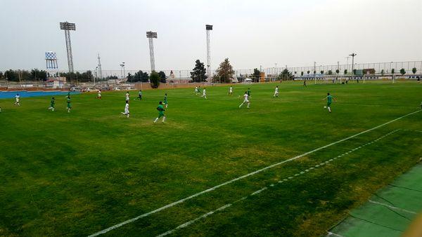 گزارش از  تمرینات تیم ملی فوتبال امید ایران+عکس