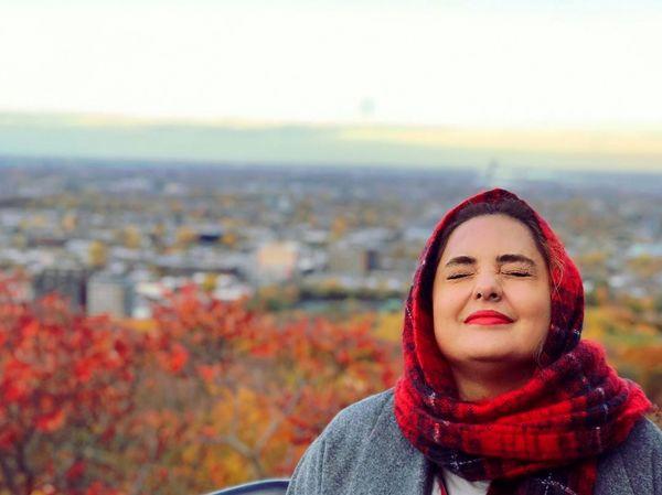عکس پرحاشیه نرگس محمدی