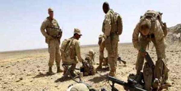 توسعه پایگاههای نظامی آمریکا در غرب عربستان