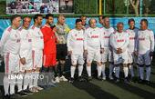 بیست و چهارمین دوره مسابقات فوتبال پیشکسوتان جام زنده یاد «یونس شکوری» +عکس