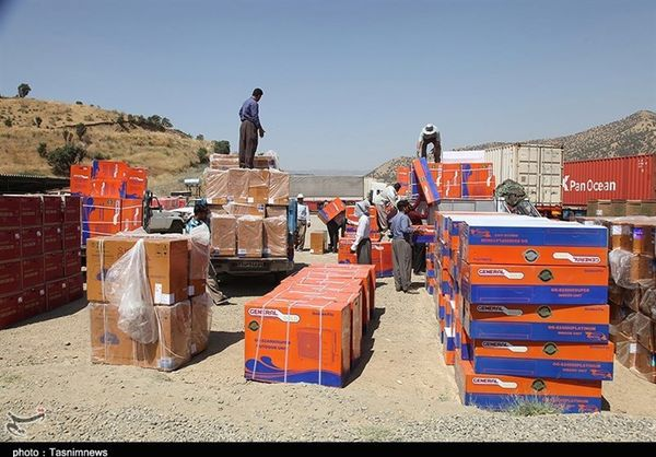 144 میلیارد ریال تخفیف سود بازرگانی به مرزنشینان مریوان پرداخت شد