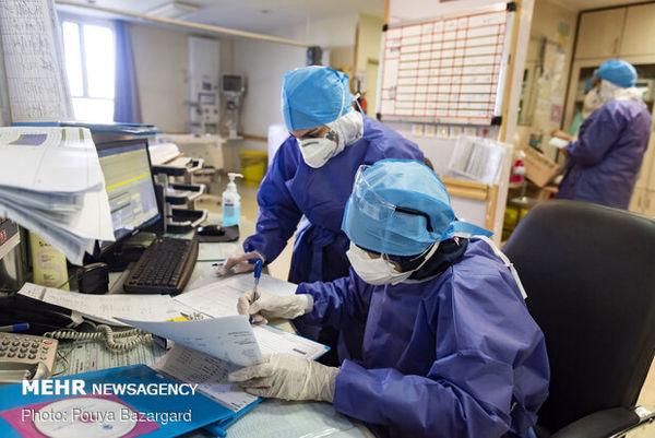 شناسایی ۳۰۲۷۹ بیمار جدید کرونایی / ۵۹۵ نفر دیگر فوت شدند