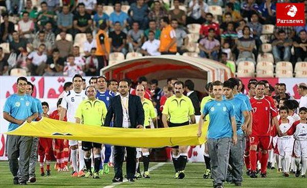 آبروریزی در دیدار نمادین تیمهای ملی ۹۸ و ۲۰۱۴