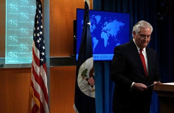 انتقاد تیلرسون به بحران اخلاق و صداقت در آمریکا