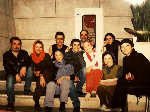 روناک یونسی سال ها قبل از مهاجرتش+عکس