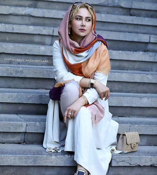 ژست مدلینگی آنا نعمتی + عکس