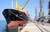 بارگیری کشتیهای خارجی در بند چابهار ۱۰۳ درصد افزایش داشت