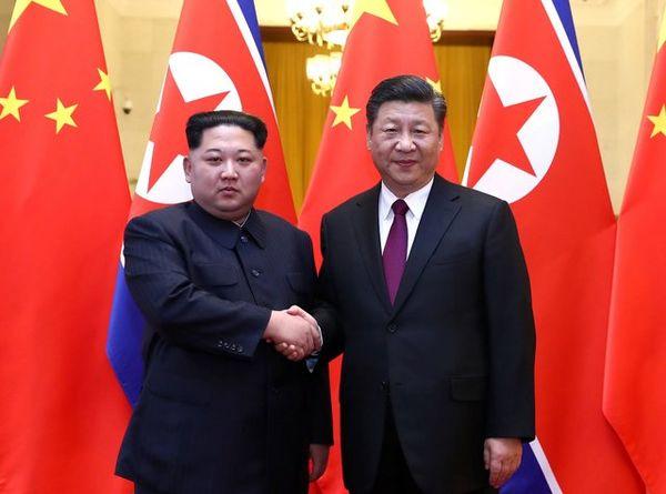 چین: کره شمالی برنامه دیدار ترامپ و اون را متوقف نکند