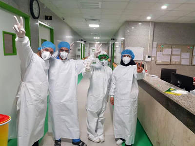 وحشت پزشکان گیلانی از دروغ بزرگ کرونایی