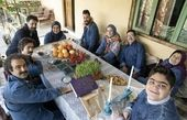 دورهمی بازیگران پایتخت + عکس