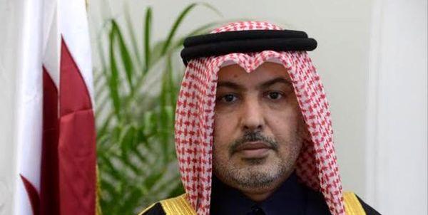روابط همراه با مهر و دوستی ملت های ایران و قطر