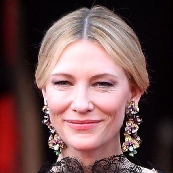 بازیگران زن بر روی فرش قرمز کن با این جواهرات می درخشند + عکس