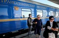 قطار عقاب طلایی به فارس رسید