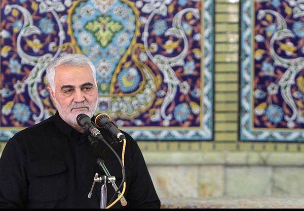 سردار سلیمانی: تحولات منطقه به نفع جمهوری اسلامی ایران رقم خورد