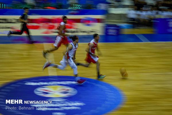 سفر تیم ملی بسکتبال اردن به ایران برای برگزاری دو دیدار تدارکاتی