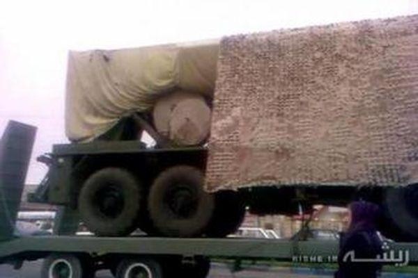 اس-۳۰۰حمله به پایگاههای موشکی ایران را خنثی می کند