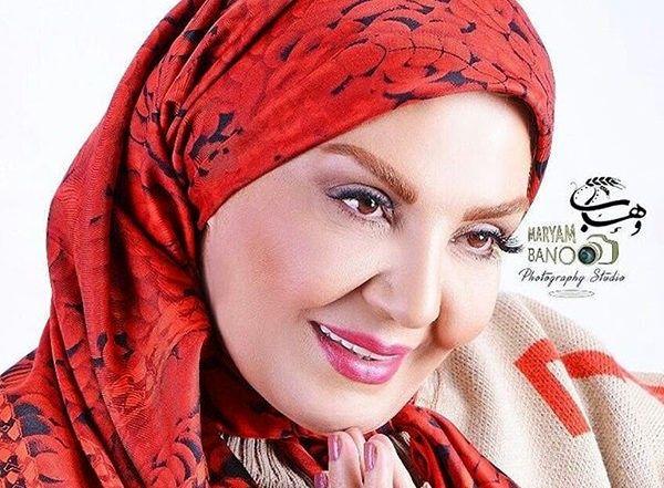 بازیگران مشهور کشورمان در جشن تولد لاکچری زهره حمیدی +تصاویر