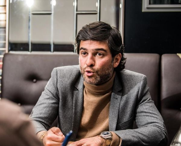 دستگیری برادر مالک ایرانی در بلژیک+عکس