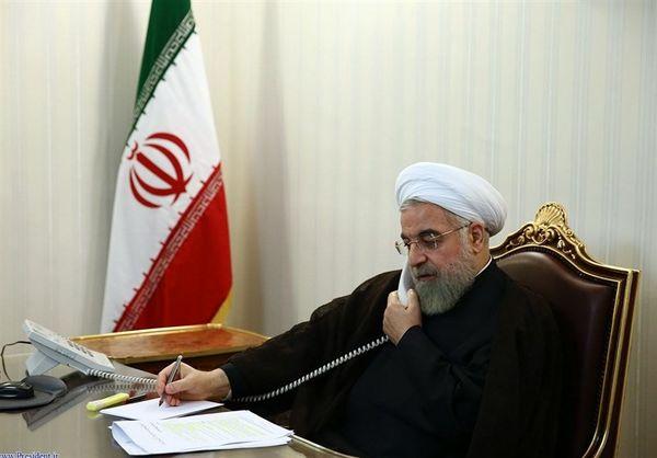 روحانی: باید راهبردهای تأمین امنیت پایدار در منطقه را دنبال کنیم/ وزیر دفاع: با همه توان در کنار مردم خواهیم بود