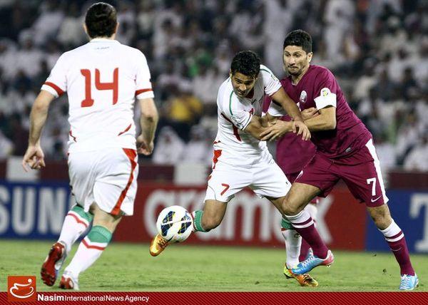 تحلیل فیفا پس از پیروزی ایران بر قطر