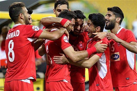 هتتریک مقابل تیمهای عربستانی و اماراتی با رستاخیز دوباره پرسپولیس