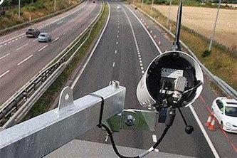 جریمه بیش از ۲ میلیون راننده توسط دوربینهای جاده