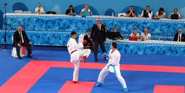 راهیابی نماینده کاراته ایران به فینال المپیک