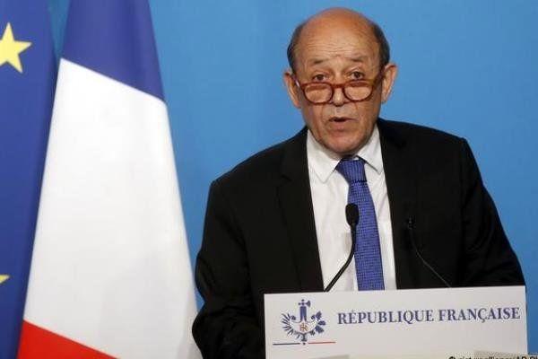 فرانسه برای تروریستهای ادلب ابرازنگرانی کرد