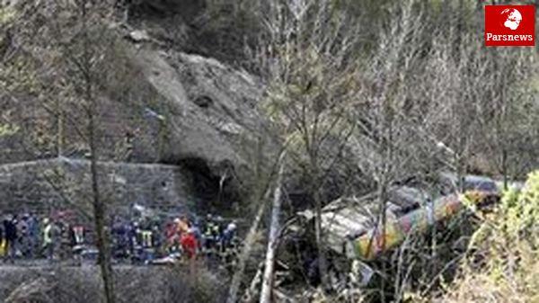 انحراف قطار در هند قربانی گرفت