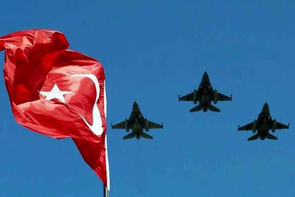 ۵ تروریست «پکک» در حملات هوائی ترکیه کشته شدند