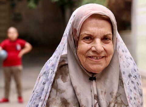 اکران آنلاین آخرین فیلم صدیقه کیانفر + عکس