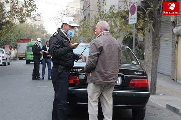 جریمه 400 هزار تومانی در انتظار رانندگان متخلف