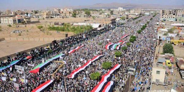 راهپیمایی باشکوه روز جهانی قدس در یمن
