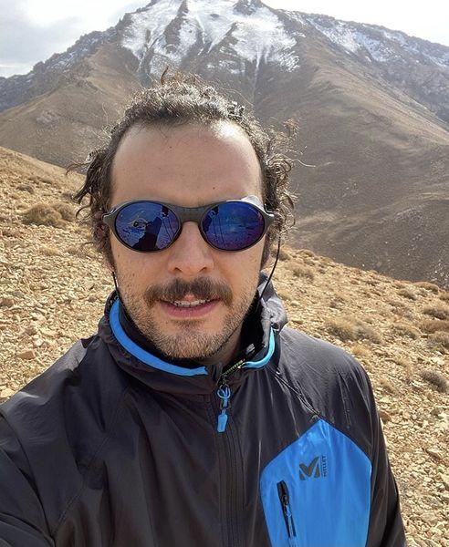 کوهنوردی پدرام شریفی + عکس