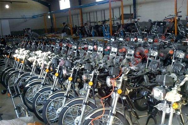 صنعت موتورسیکلت سازی،حوزه ای با ظرفیت های بالقوه اما مغفول مانده