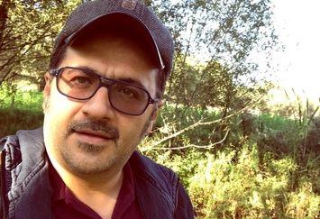 سفر آقای بازیگر منفی سینما به اردبیل+عکس