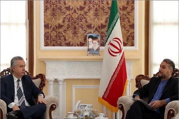 سفیر برزیل در ایران، با امیر عبداللهیان دیدار کرد
