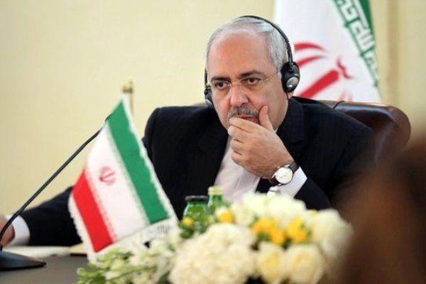 حضور ظریف در کمیسیون امنیت ملی