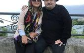 اکبر عبدی و دخترش در سفر + عکس