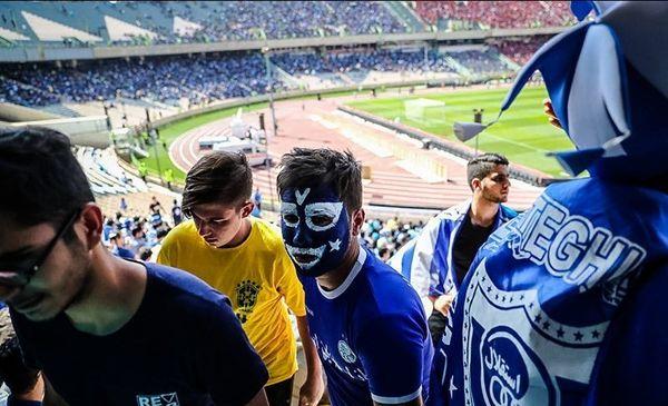 مدیران استقلال به دنبال حضور هواداران به ورزشگاه یادگار امام (ره)