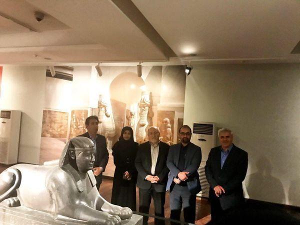 حمایت از نمایشگاه لوور در تهران برگ زرینی در کارنامه بانک آینده است