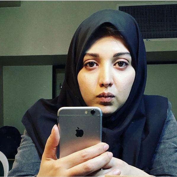ظاهر متفاوتی از دختر پرحاشیه سریال هم گناه + عکس