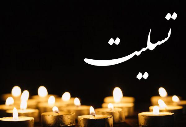 پیام تسلیت دکتر محمد مخبر به برادران جلیلی