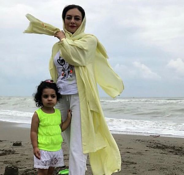 سفر تابستانی یکتا ناصر و دخترش+عکس