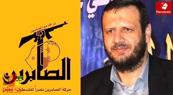 برپایی یک سازمان جدید فلسطینی وابسته به ایران/ شباهت پرچم و لوگوی سازمان الصابرین با حزب الله لبنان+ تصاویر