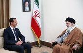 امام خامنهای در دیدار بشار اسد: حمایت از سوریه را حمایت از مقاومت میدانیم و به آن افتخار میکنیم