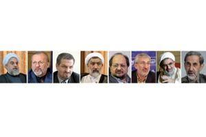 نشست های خبری و اظهار نظر های صریح کاندیدا های انتخابات ریاست جمهوری